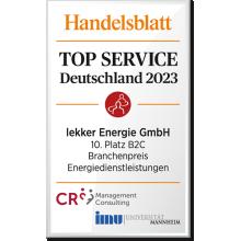 Top Service Deutschland - 2020