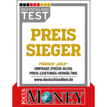 Focus Money: Preissieger - 2020