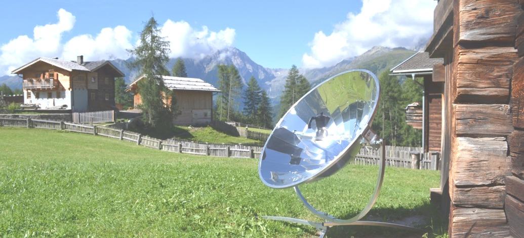 Solargrill Kocher