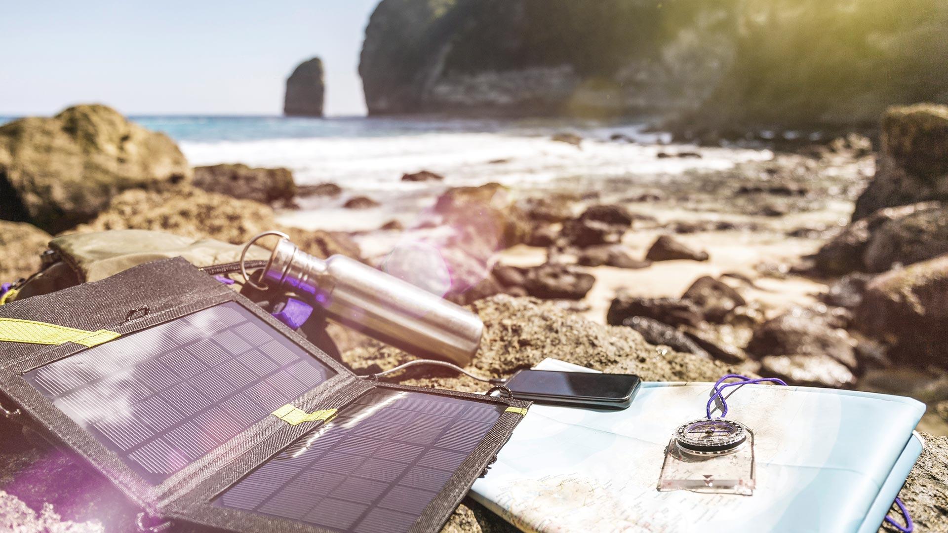 Ist eine Solar Powerbank sinnvoll?