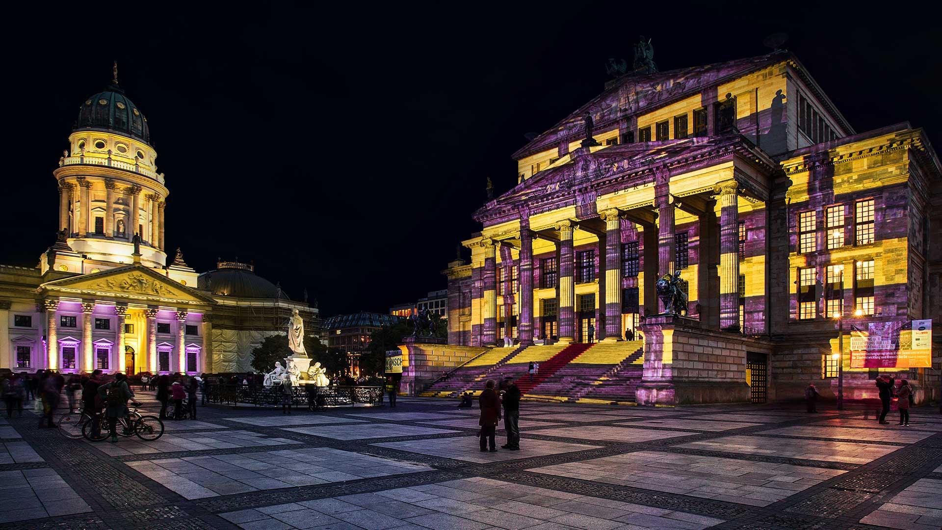 Lichterfeste in Deutschland