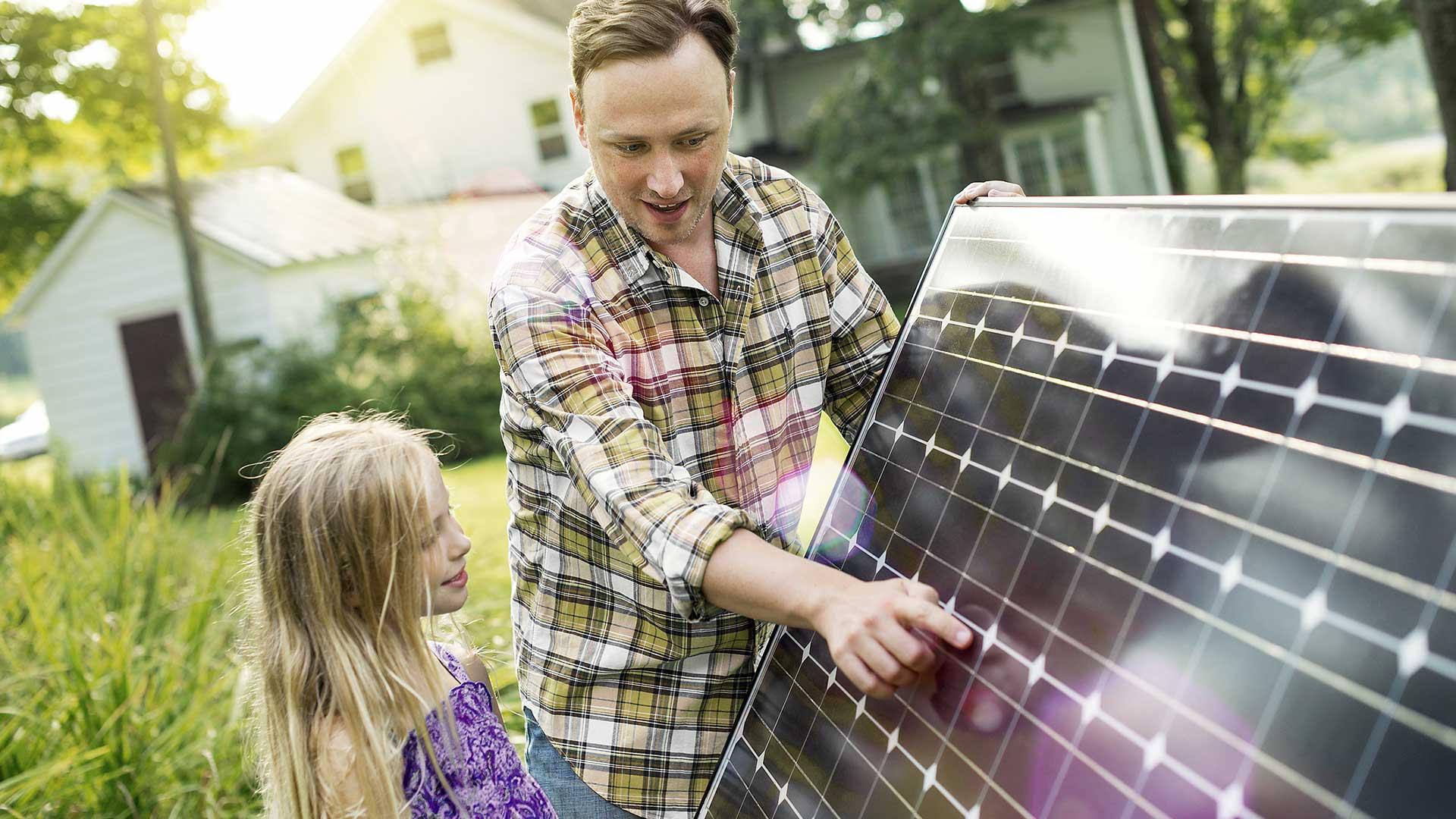 energie selber erzeugen ab wann lohnt sich eine mini solaranlage. Black Bedroom Furniture Sets. Home Design Ideas