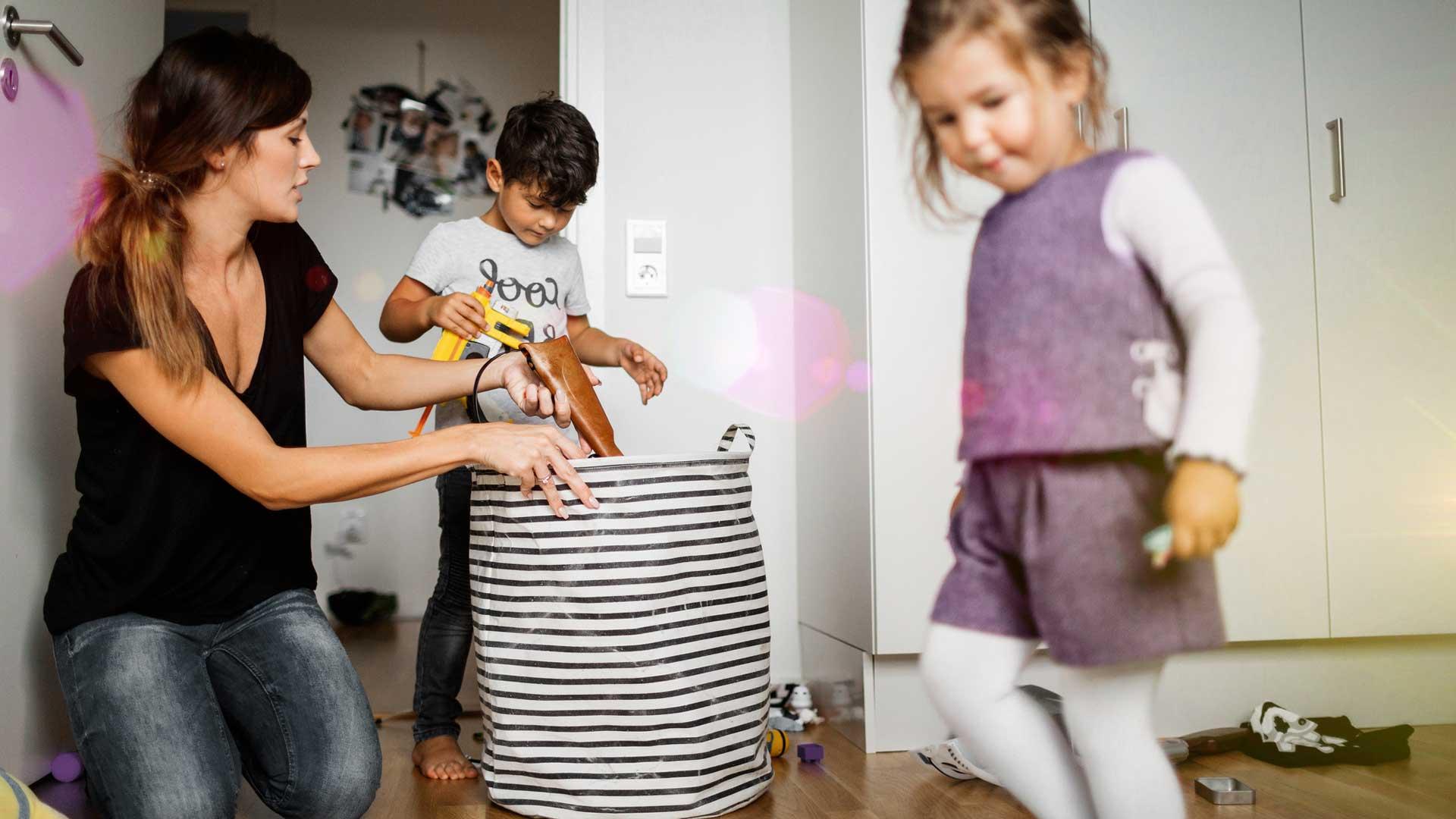haushalt organisieren so gelingt die gerechte aufteilung wirklich. Black Bedroom Furniture Sets. Home Design Ideas