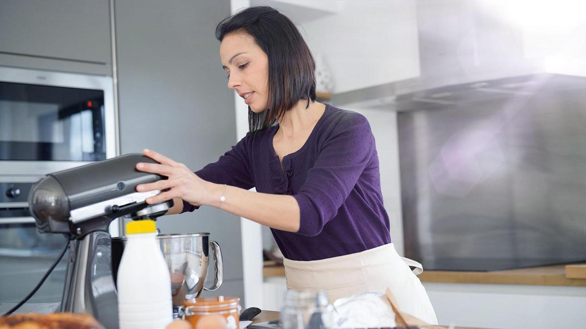 Küchenmaschinen im Vergleich