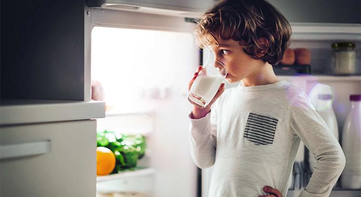 Im Dauerbetrieb! Ein alter Kühlschrank kann ein Stromfresser sein.